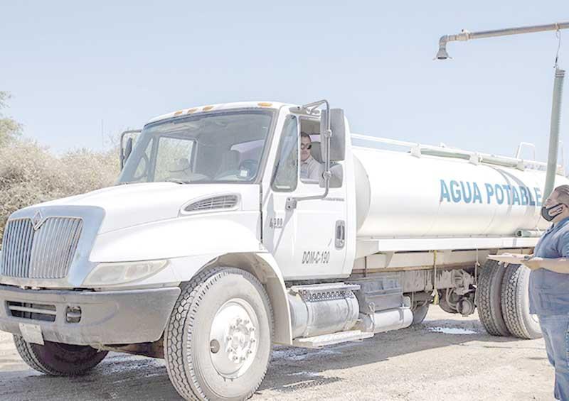 Oomsapas de CSL ante gran reto de abastecer agua a un puerto que crece en asentamientos irregulares