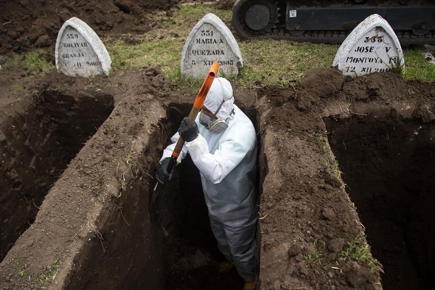 Ecuador supera los 9.000 muertos por covid-19