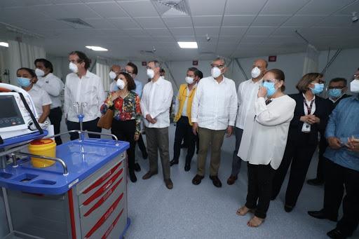 "López-Gatell supervisa ""la burbuja"", para pacientes con Covid-19"