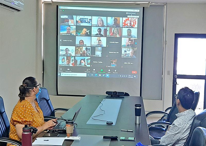 Reunión virtual para impulsar el empleo en Los Cabos: STDS