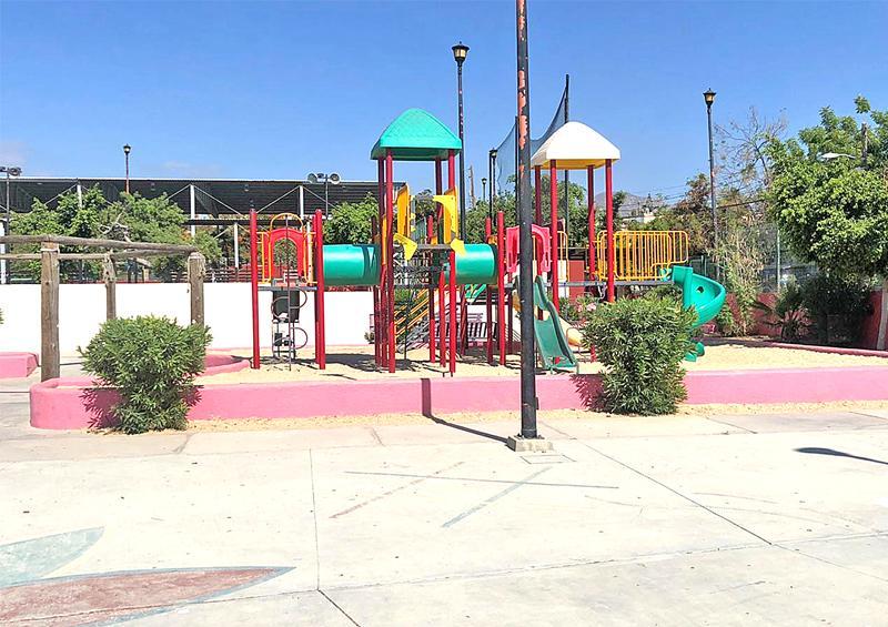 Abiertos solo 40% de parques y espacios deportivos en Los Cabos