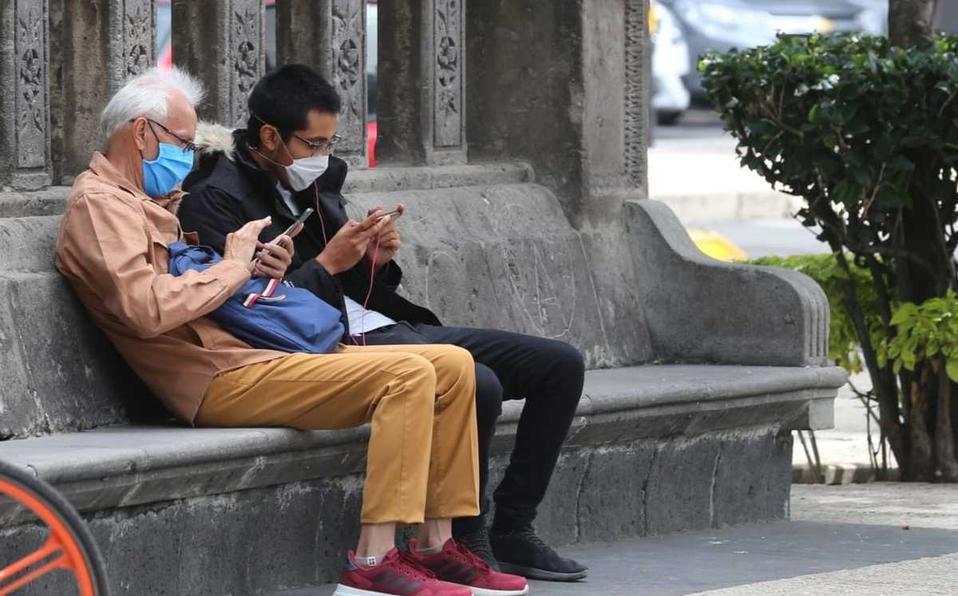 Suman 395 mil contagios y 44 mil muertes por Covid en México