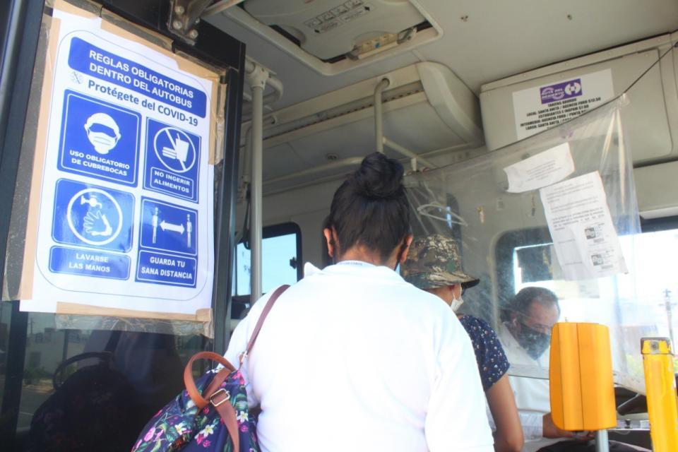 Transporte público Los Cabos