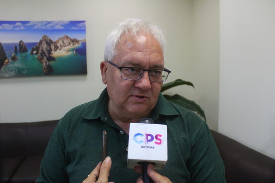 José Ignacio Labandeira Villanueva, presidente Canaco Servitur Los Cabos
