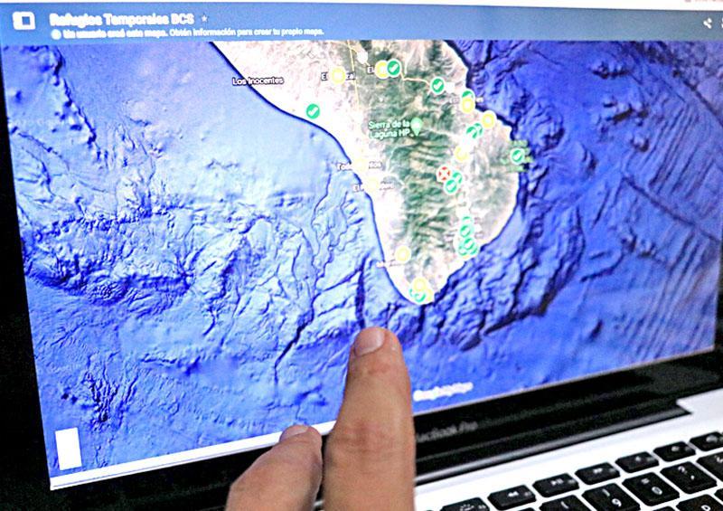 Publica Coepris lista de refugios para temporada de huracanes