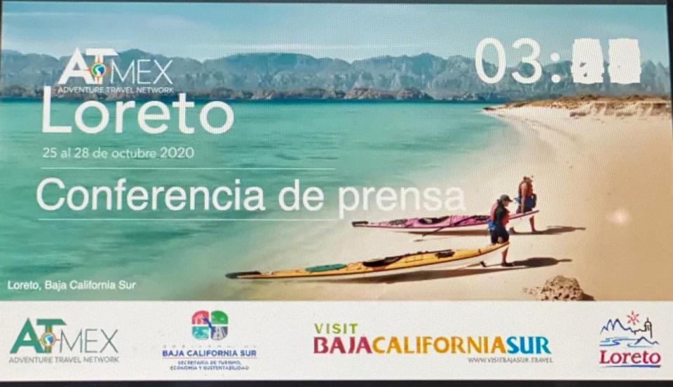 Loreto destino anfitrión de la octava edición del ATMEX