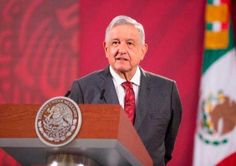 En conferencia de prensa desde las instalaciones de la 11 Zona Militar el mandatario, aseguró que le gustaría ayudar más a las entidades.