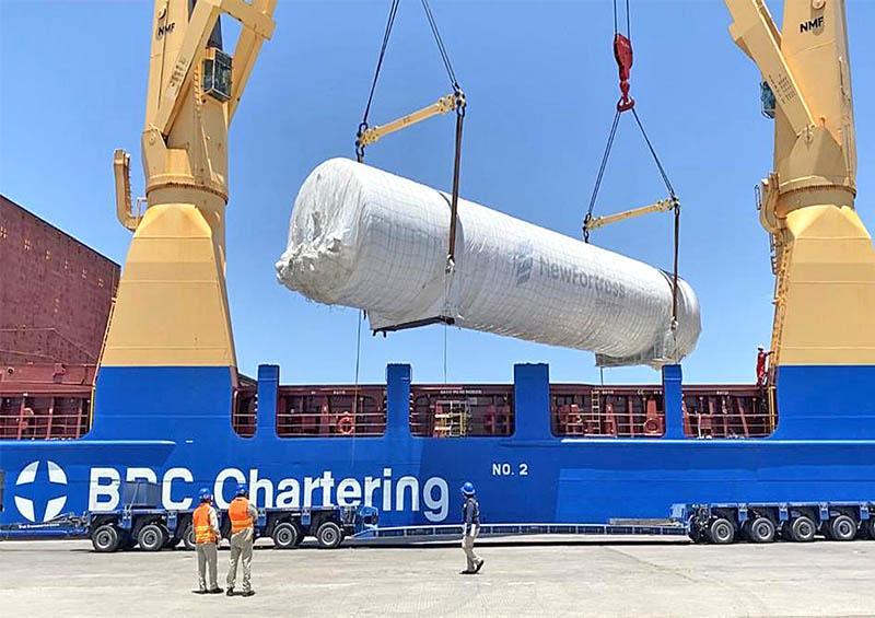 Dejará planta de gas natural beneficios en BCS: CMD