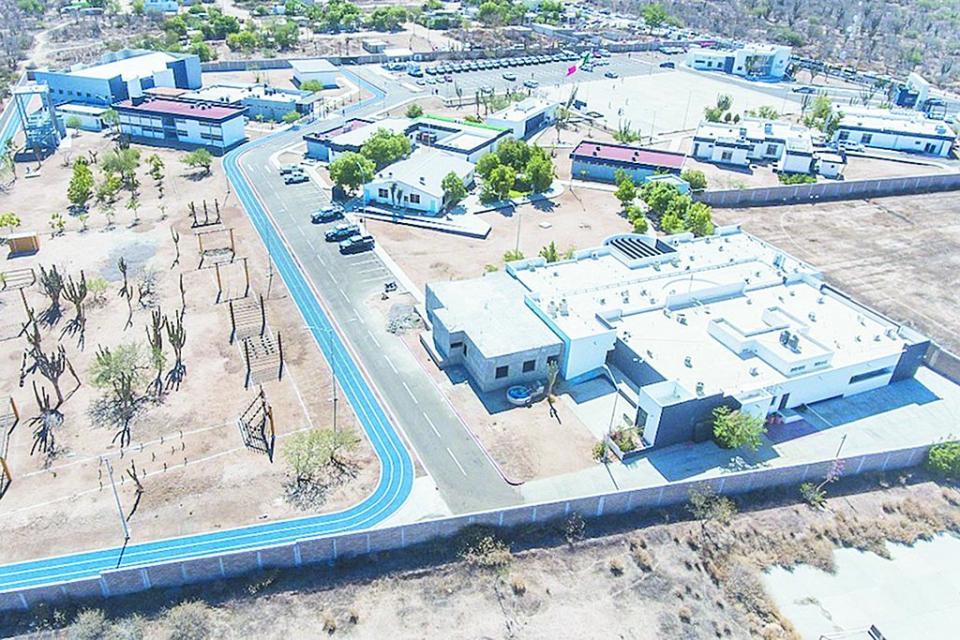 Infraestructura ha sido clave para fortalecer la seguridad en BCS