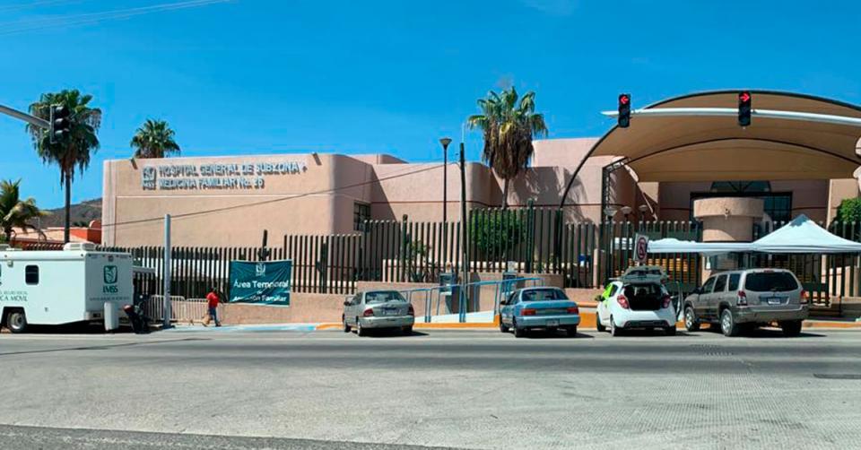 Hospital IMSS Los Cabos