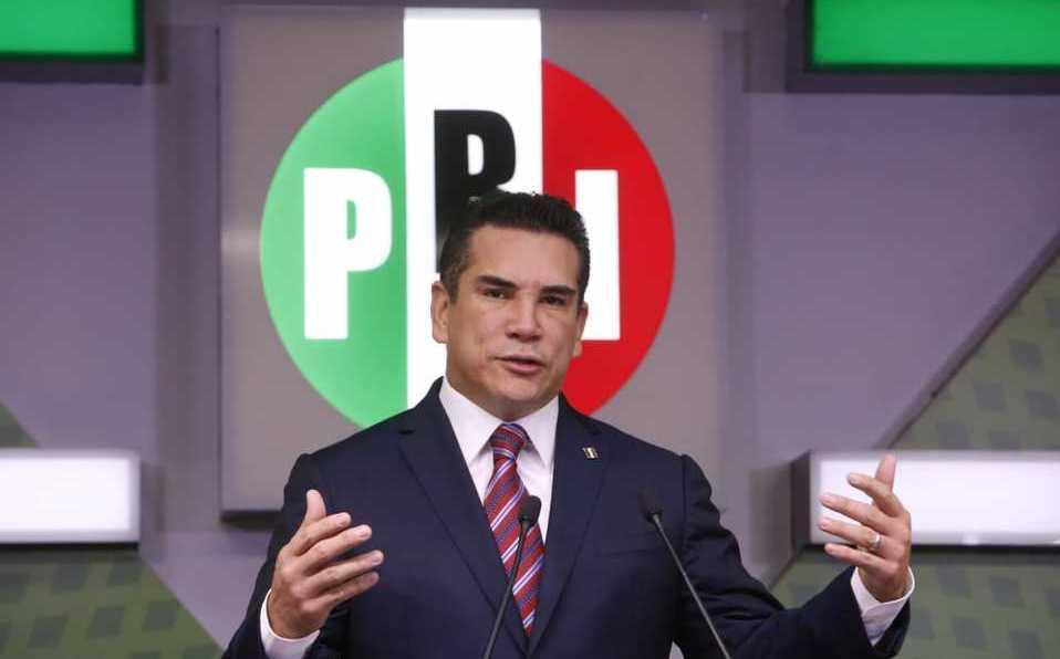 Dirigente del PRI lamentó la caída de Pemex