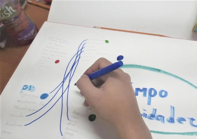 Imparten  actividades  recreativas para reinserción social de adolescentes de BCS