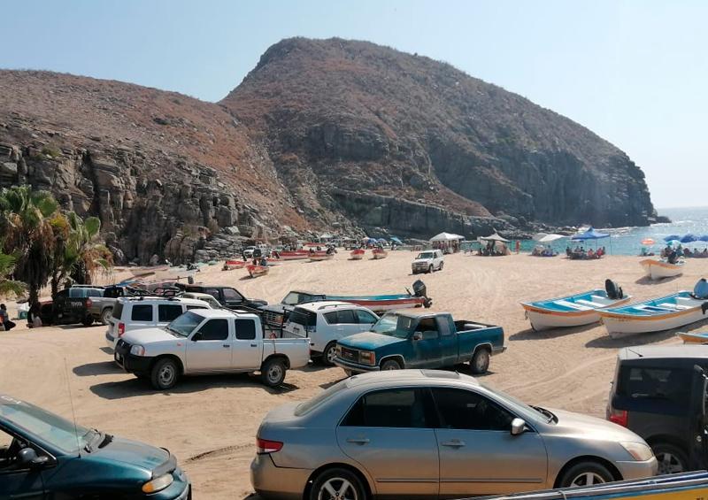 Playas La Paz