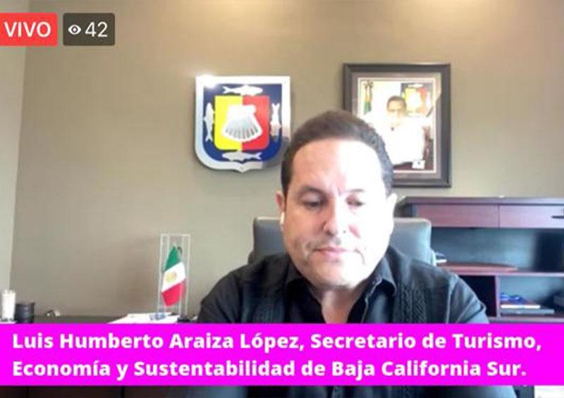 Secretario de Turismo, Economía y Sustentabilidad