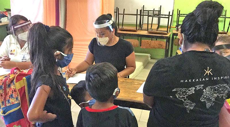 Refugios temporales de Los Cabos cuentan con personal médico