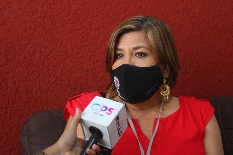 Lorena Cortés Torralbo, directora del Instituto de la Mujer