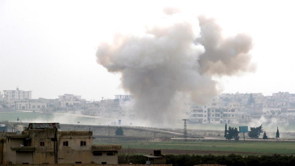 Siria explosión