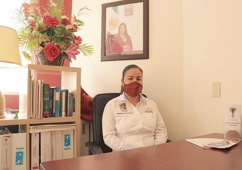 Apoya IMMLC a  víctimas de violencia durante  pandemia