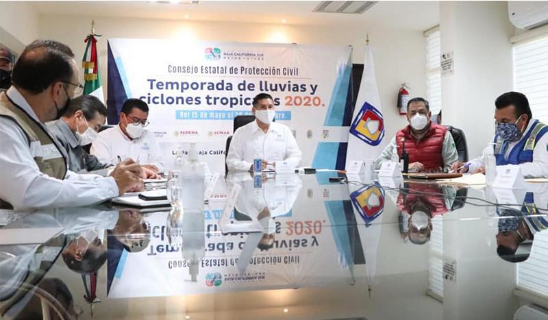 Exhorta PC atender medidas preventivas por ciclón