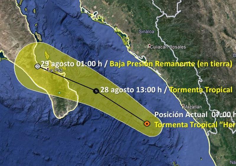 Tormenta Tropical Hernán