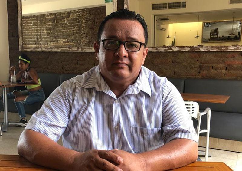 Alberto Téllez Sahuque, dijo que no hubo una mayoría calificada y que el partido requiere de otro tipo de dirigencia.