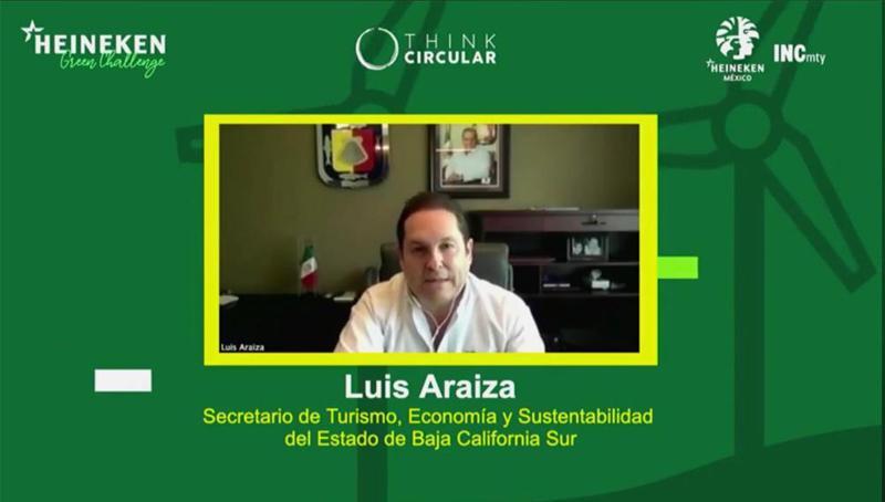 BCS, estado que destaca por su conciencia ambiental: Setues