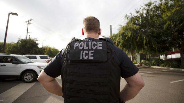 Policía en Estados Unidos