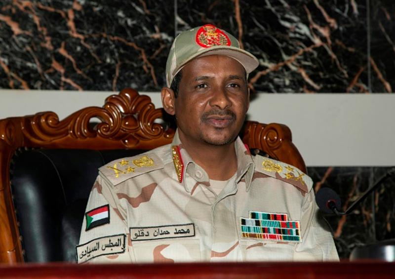 Mohamed Hamdan Daglo
