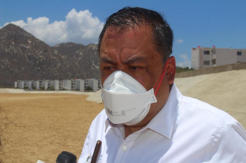 Director General de Protección Civil
