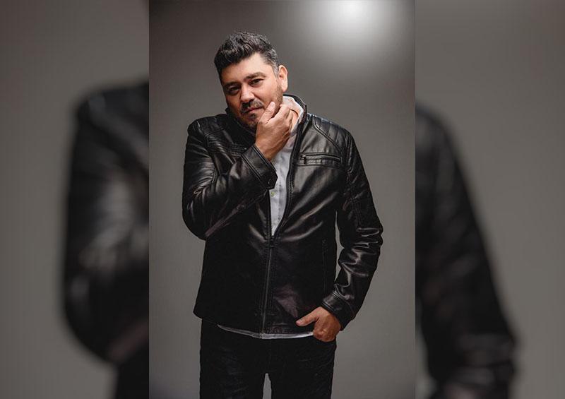 Ex vocalista de Elefante Jorge Guevara