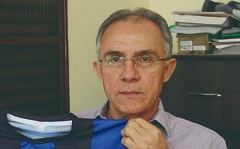 Presidente del Nacional Atlético Clube en Brasil