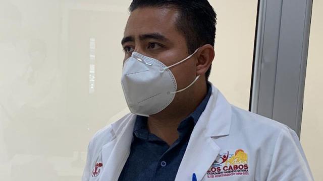 Director municipal de Salud en Los Cabos