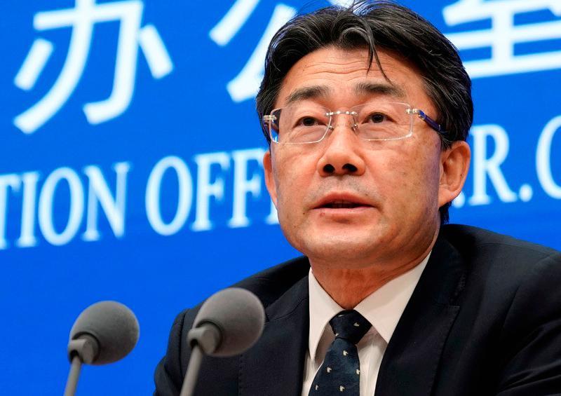 Gao Fu, director del Centro Chino para el Control y la Prevención de Enfermedades