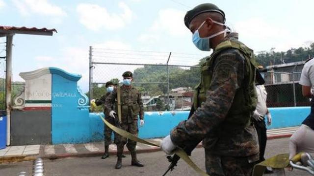 Frontera de Guatemala México