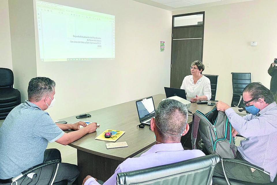 Reunión informativa del Consejo Ciudadano para el VI Municipio