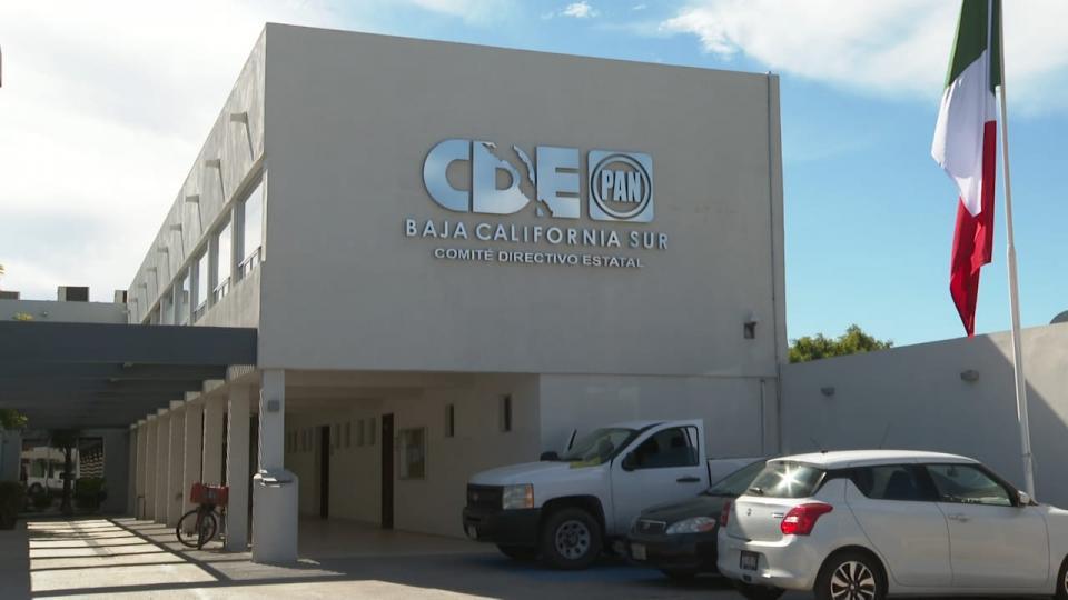 Comité Directivo Estatal de Baja California Sur