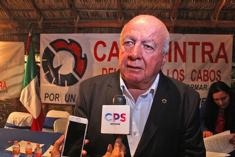 Presidente Canacintra Nacional