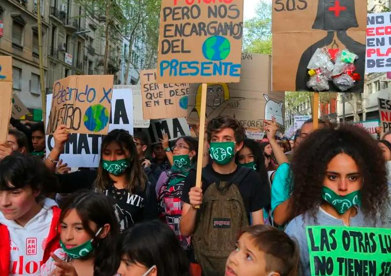 Argentina marcha