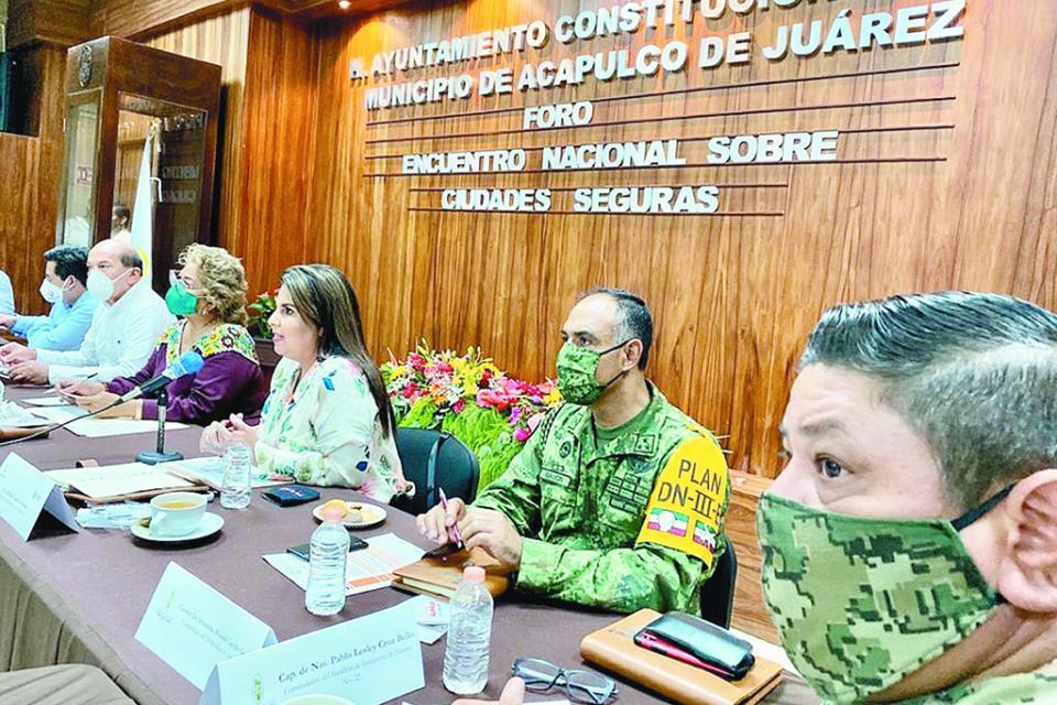 Los Cabos referente a nivel nacional en justicia cívica: Armida