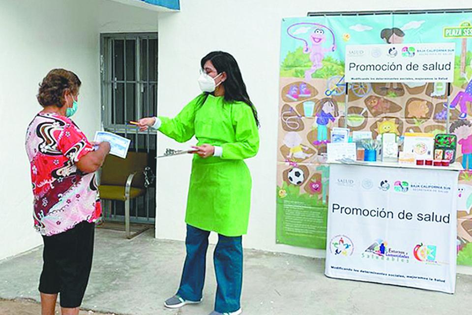 Fomenta SSa alimentación adecuada en Comondú