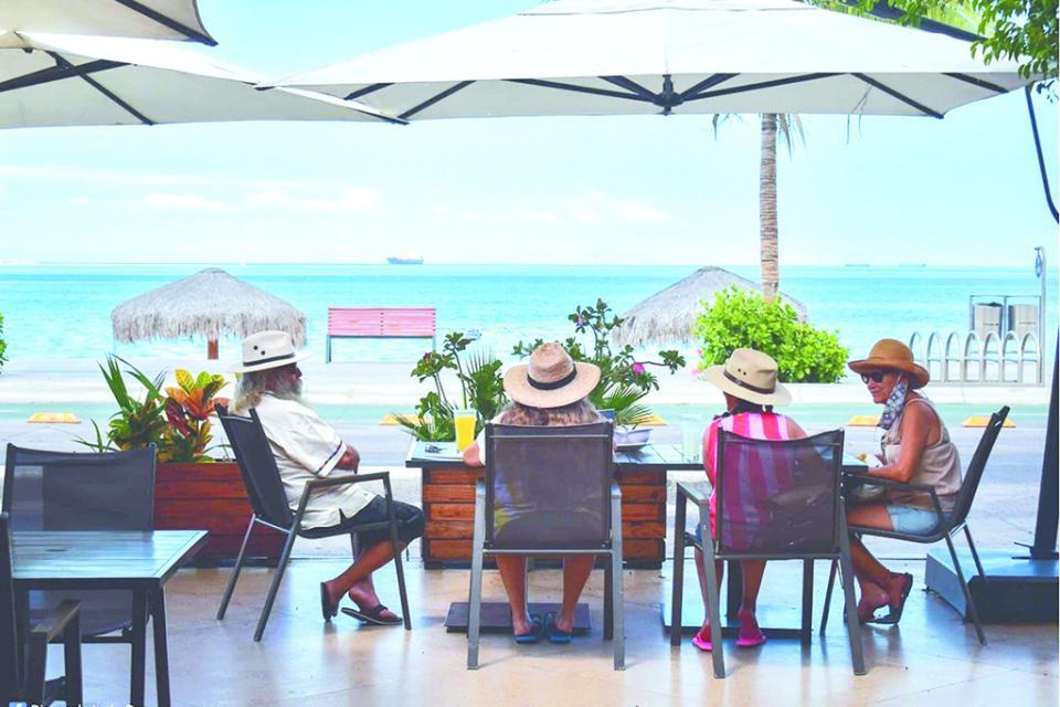 La recuperación turística y empresarial va en orden: Araiza