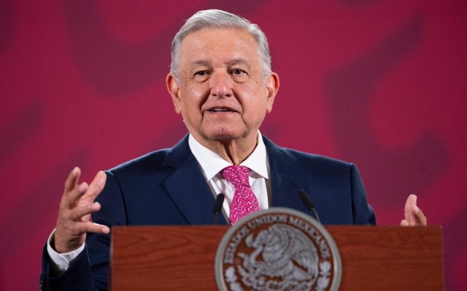 Presidente de México Andrés Manuel López Obrador