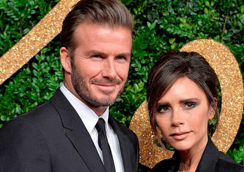 David y Victoria