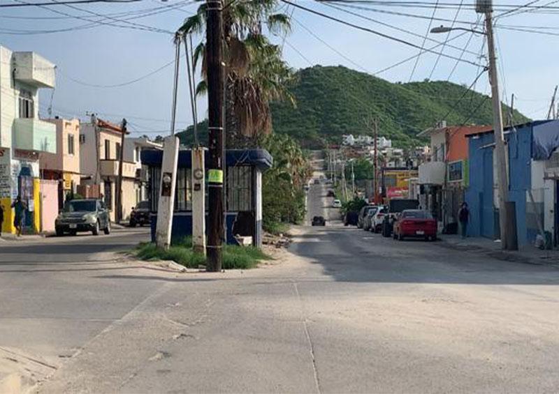 Investigaciones en caso de Cabo Baja
