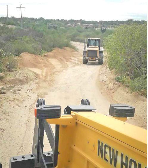 Caminos óptimos en las rancherías: Gobierno de Los Cabos