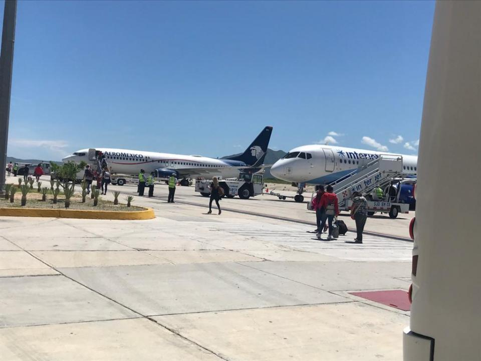 Aeropuerto de Los Cabos y GPA obtiene certificación de medidas sanitarias
