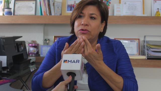 Directora general del Instituto  de las Mujeres