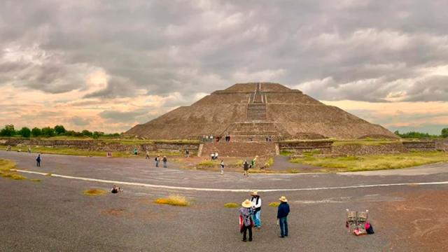 Pirámides Teotihuacán