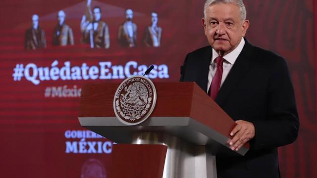 """Conflicto por agua en Chihuahua, """"oportunismo ramplón"""", dice AMLO"""