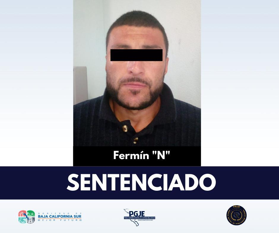 Sentenciado a 5 años, 4 meses de prisión